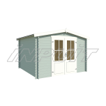 Garden house/shed HOUSTON 8,2 m2