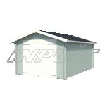 Garaaž MAURITIUS 16,36 m2