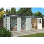 Garden house/shed HOKKAIDO 13,31 m2