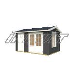 Garden house WREXHAM 1 8,81 m2