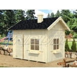 Playhouse GRETE 3,7 m2