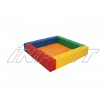 Ball pool, large square