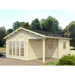 Garden house IRENE 21,9+5,2 m2
