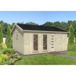 Nordic house CHARLOTTE 21,5 m2
