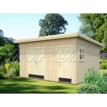 Shed KALLE 13,7 m2