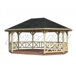 Pavilion BETTY 25 m2