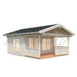 Cottage AGNETA 18,8+12,5 m2