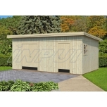 Shed KALLE 16,9 m2