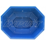 Hot tub 1600 l fiberglass, inner element
