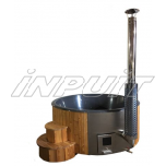 Hot tub DELUX 220 plastic, internal heater