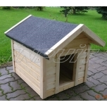 Uninsulated dog house MUKI
