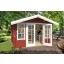 aiamaja-aiamajad-aiamajade müük-ROBIN-inpuit-kuur-kuurid-kuuride müük-mängumajad-mängumajade müük-saunad-saunade müük-garden house-red.JPG